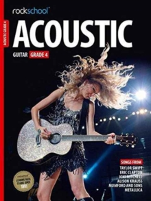ROCKSCHOOL ACOUSTIC GUITAR - GRADE 4, Paperback Book