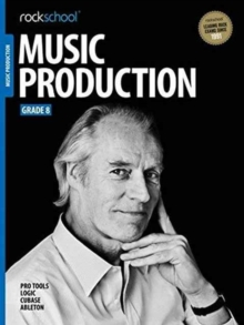 ROCKSCHOOL MUSIC PRODUCTIONS GRADE 8, Paperback Book