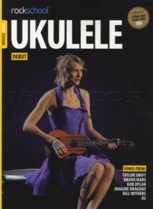 ROCKSCHOOL UKULELE DEBUT, Paperback Book