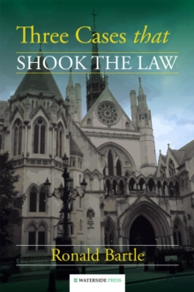 Three Cases that Shook the Law, EPUB eBook