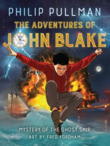 Adventures of John Blake, Hardback Book