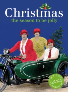Christmas : the season to be jolly, Hardback Book