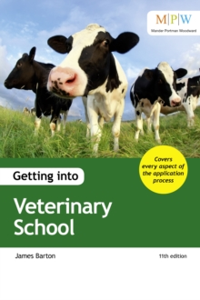 Getting into Veterinary School, Paperback Book