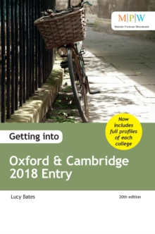 Getting into Oxford & Cambridge 2018 Entry, Paperback Book