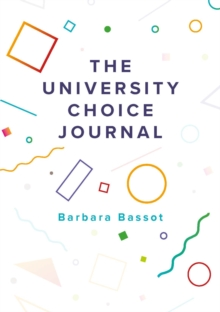 The University Choice Journal, Hardback Book