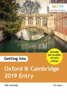 Getting into Oxford & Cambridge 2019 Entry, Paperback Book