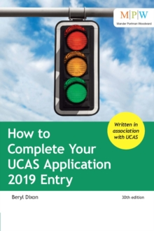 How to Complete Your UCAS Application 2019 Entry, Paperback Book