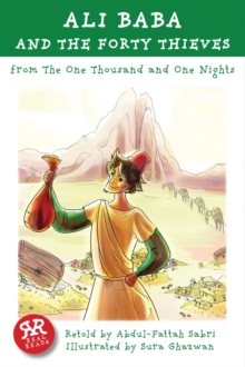 Ali Baba and the Forty Thieves : One Thousand and One Nights, Paperback Book