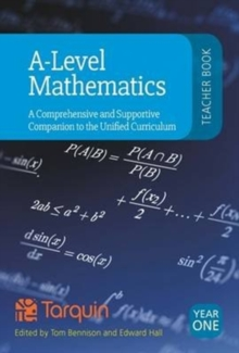 A-Level Teacher Book Year 1: A Comprehensive and Supportive Companion to the Unified Curriculum, Paperback / softback Book