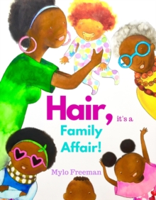 Hair: It's A Family Affair, Paperback / softback Book