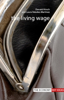 The Living Wage, Paperback Book