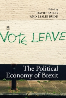 The Political Economy of Brexit, Paperback / softback Book