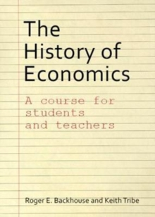 The History of Economics, Paperback Book