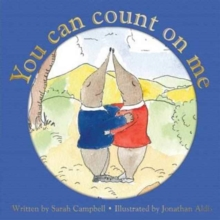 You Can Count on Me, Hardback Book