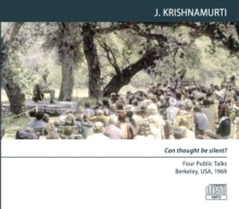 Thought sustains fear and pleasure : Berkeley 1969 - Public Talk 2, eAudiobook MP3 eaudioBook
