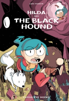 Hilda and the Black Hound, Paperback Book