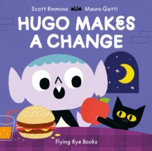 Hugo makes a change, Hardback Book