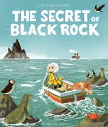 The Secret of Black Rock, Hardback Book