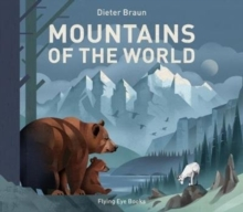 Mountains of the World, Hardback Book