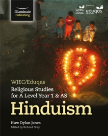 WJEC/Eduqas Religious Studies for A Level Year 1 & AS - Hinduism, Paperback Book