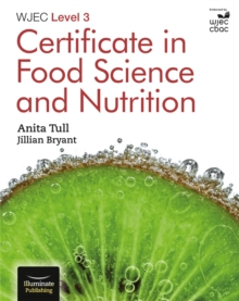 WJEC Level 3 Certificate in Food Science and Nutrition, Paperback / softback Book