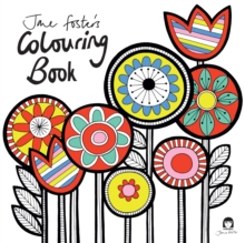 Jane Foster's Colouring Book, Paperback Book
