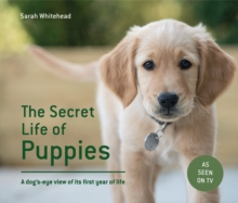 The Secret Life of Puppies : A Dog's-Eye View of its First Year of Life, Hardback Book
