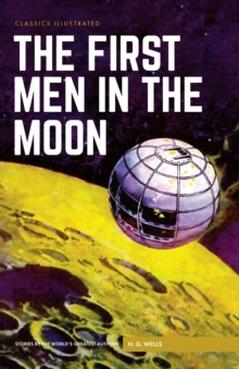 First Men in the Moon, Hardback Book