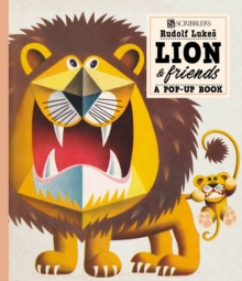 Lion And Friends : A Pop-Up Book, Board book Book