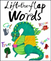 Lift-The-Flap Words, Board book Book
