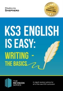 ks3 english is easy  writing  the basics how2become