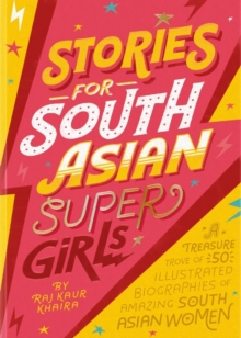 Stories for South Asian Supergirls, Hardback Book