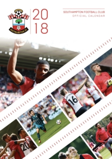 The Official Southampton FC Calendar 2018, Calendar Book