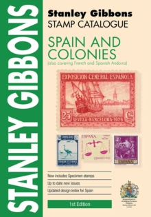 SPAIN AND COLONIES, 1ST EDITION, Paperback Book
