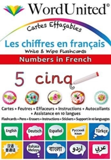 Numbers in French : Write & Wipe Flashcards, Undefined Book
