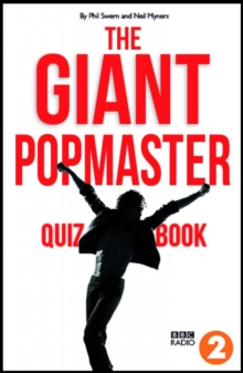 The Giant PopMaster Quiz Book, Paperback Book