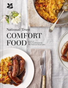 National Trust Comfort Food, Hardback Book