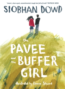 The Pavee and the Buffer Girl, Paperback Book