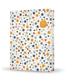 2018 Recipe Diary Spots Design : A5 Week-to-View Diary with 56 Delicious Triple-Tested Recipes plus a Handy Pocket, Hardback Book