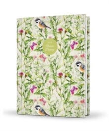 2018 Recipe Diary Birds Design : A5 Week-to-View Diary with 56 Delicious Triple-Tested Recipes plus a Handy Pocket, Hardback Book