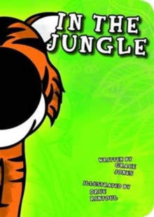 In The Jungle : Funny Faces, Board book Book