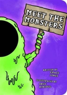 Meet the Monsters : Funny Faces, Board book Book