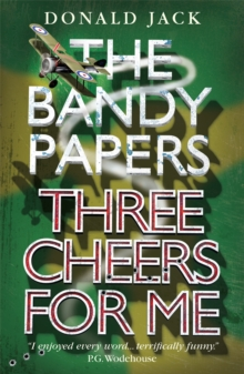 Three Cheers for Me, Paperback Book