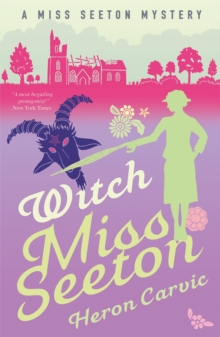 Witch Miss Seeton, Paperback Book