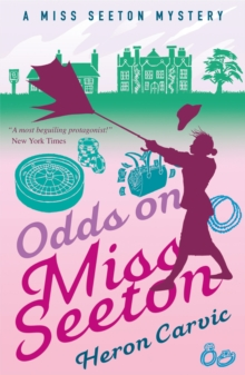 Odds on Miss Seeton, Paperback Book