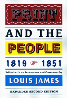 Print and the People 1819-1851, Paperback Book