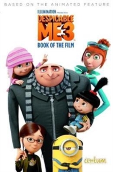 DESPICABLE ME FILM TIE IN, Paperback Book