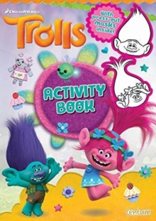 Trolls - Hair Play Activity Book, Paperback / softback Book