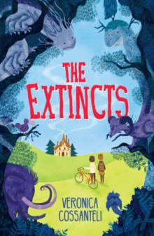 The Extincts (reissue), Paperback Book