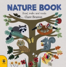 Nature Book : Read, Make and Create, Paperback Book